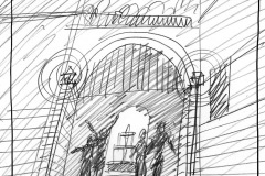 Storyboard Black and White 11