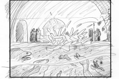 Storyboard Black and White 13