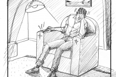 Storyboard Black and White 18