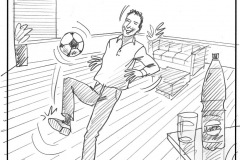 Storyboard Black and White 20