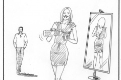 Storyboard Black and White 21