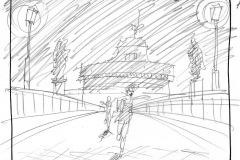 Storyboard Black and White 22