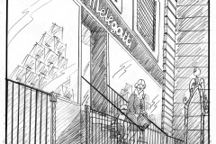 Storyboard Black and White 25