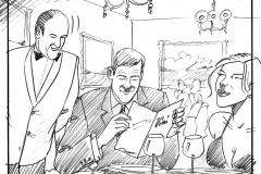 Storyboard Black and White 27