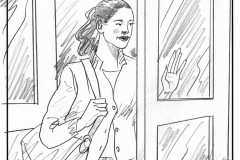 Storyboard Black and White 29