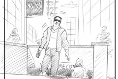 Storyboard Black and White 30