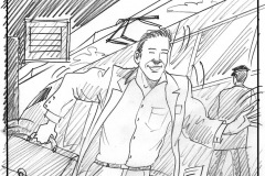 Storyboard Black and White 31