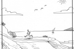 Storyboard Black and White 32