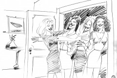 Storyboard Black and White 37