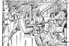 Storyboard Black and White 39