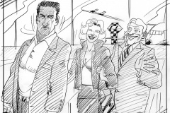 Storyboard Black and White 43