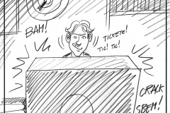 Storyboard Black and White 46
