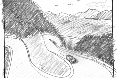 Storyboard Black and White 8