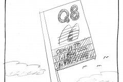 Storyboard Black and White 9